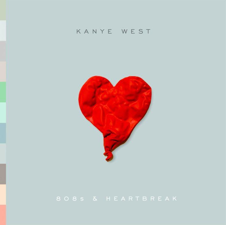 808's & Heartbreak by Kanye West