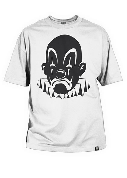 clown Joker brand shirt