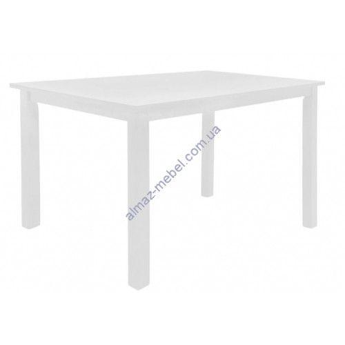 Стол Твистер белый - Купить стол Твистер белый, прямоугольный, деревянный, обеденный, кухонный, на кухню, Домини с доставкой по Украине, стол Твистер белый недорого, Киев, Одесса, цена, заказ, отзывы