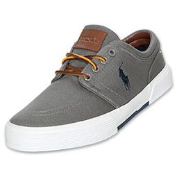 Polo Ralph Lauren Faxon Low Men's Casual Shoes - Ha! my exact deck shoes from last year.  I'm famous!(jg)