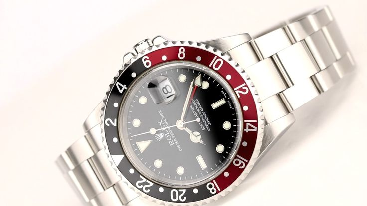 Les montres Rolex Gmt-Master 2 d'occasion de demcoquartz.com - YouTube