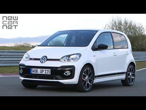 #VIDEO: #Volkswagen unveils #up! #GTI' concept