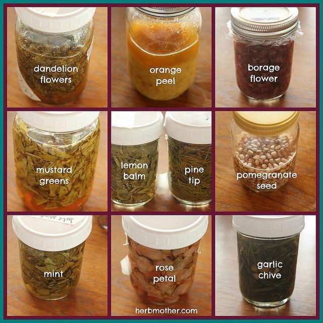 the many ways of herb'n vinegarExtra Herbs, Herbs N Vinegar, Seltzer Water, Herbs Infused, Herbal Vinegar, Facials Astringent, Rose Vinegar, Latisha Herbmoth, Infused Vinegar