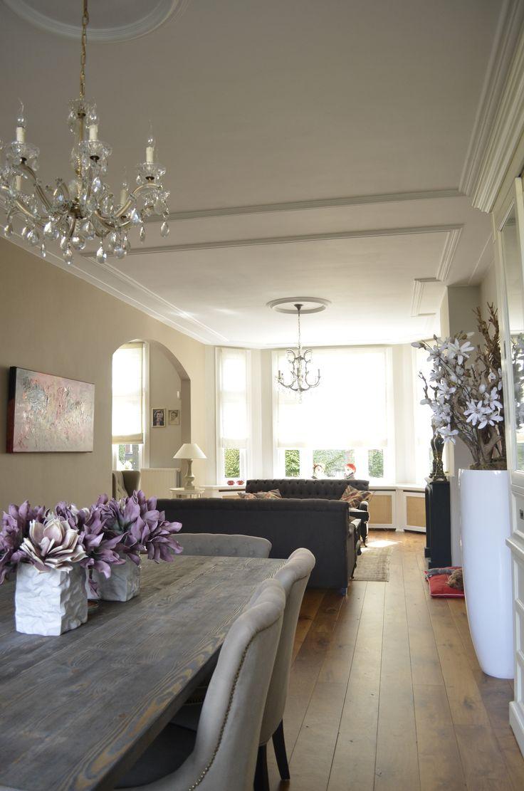 best klassiek landelijk stijl voor herenhuis with interieur ideeen woonkamer landelijk