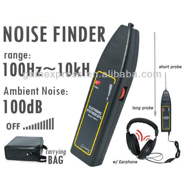 E04-010 Electronic Stethoscope Car Truck Automotive Noise Sensor Finder