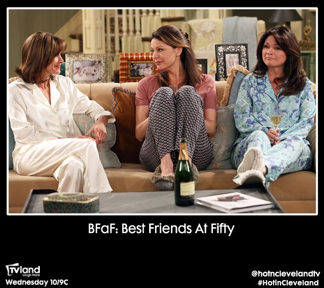 1000+ Images About Hot In Cleveland: Funny Quotes On Pinterest