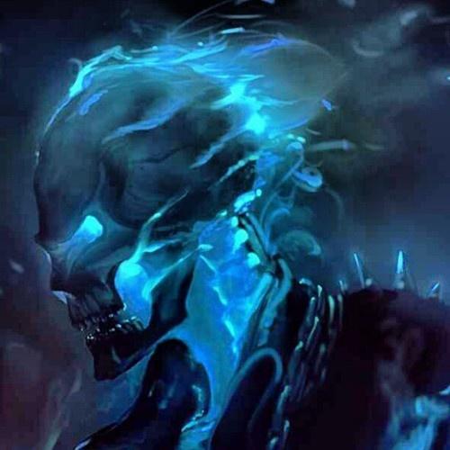 Best 25+ Blue ghost rider ideas on Pinterest | Ghost rider ...  Ghost Rider Spirit Of Vengeance Blue Fire