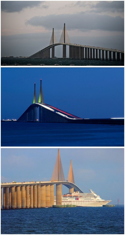 The 25 best sunshine skyway bridge ideas on pinterest for Skyway fishing pier state park
