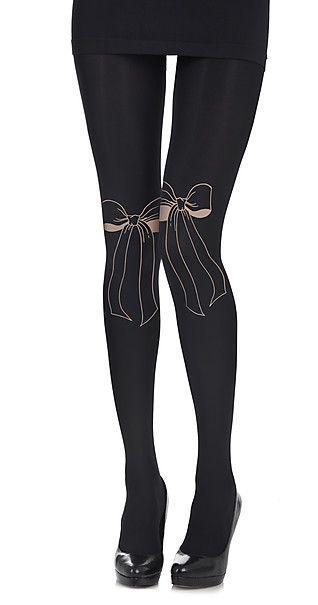fiocchi Collant Nero - Zohara #zohara #collant #calze #calzecolorate #leggins #moda #fashion