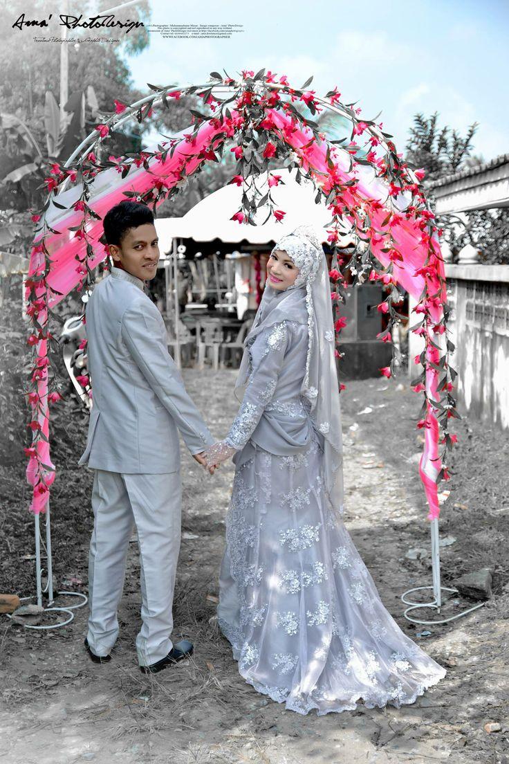 Muslim wedding Weddding dress Muslim