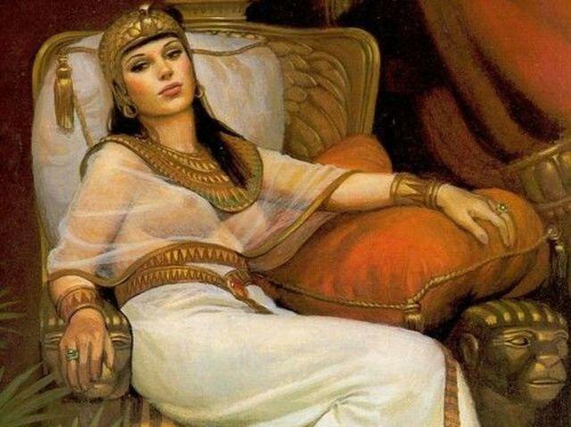 cleopatra last of the pharaohs