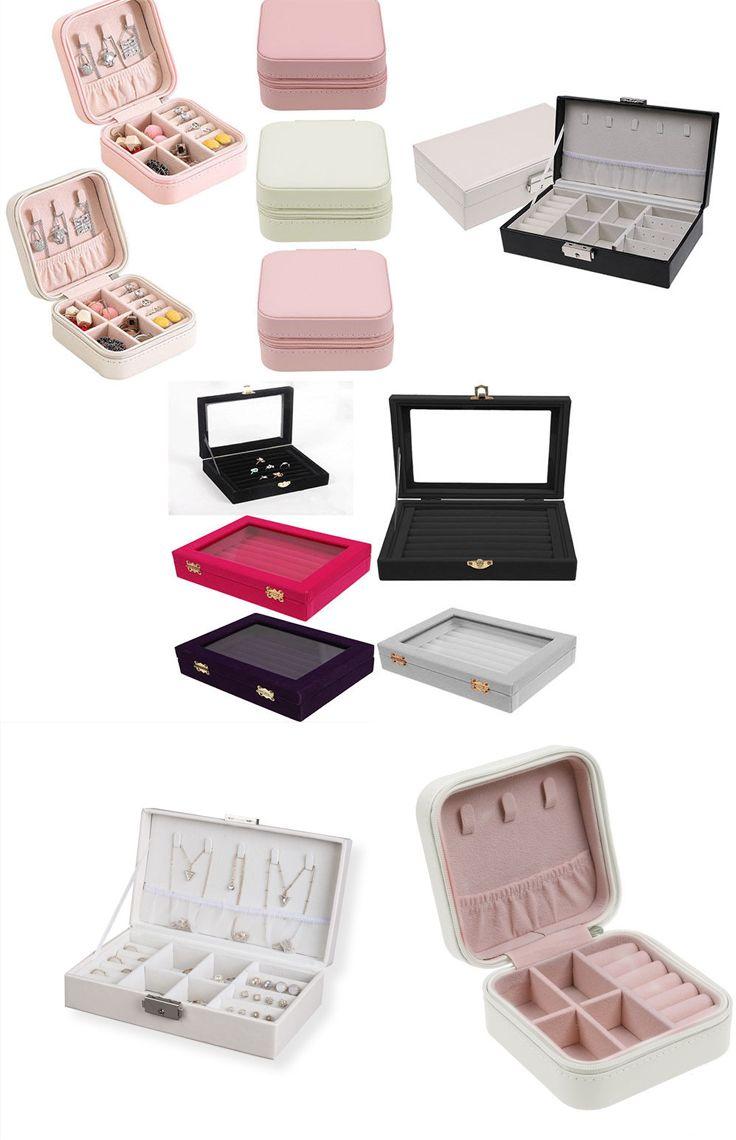 Boîte à bijoux | Bijoux fete des meres, Boite a bijoux, Boite de