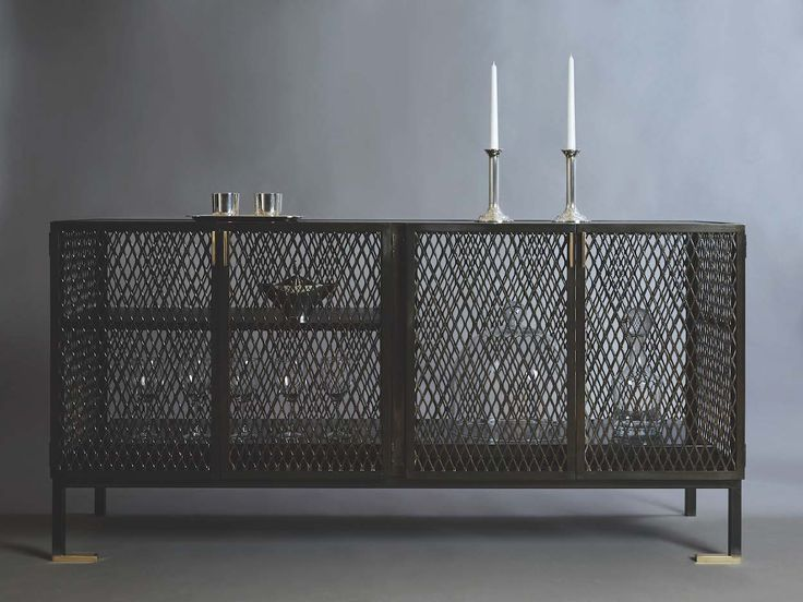 Louise Sideboard & Cabinet by PELLE - Design Milk