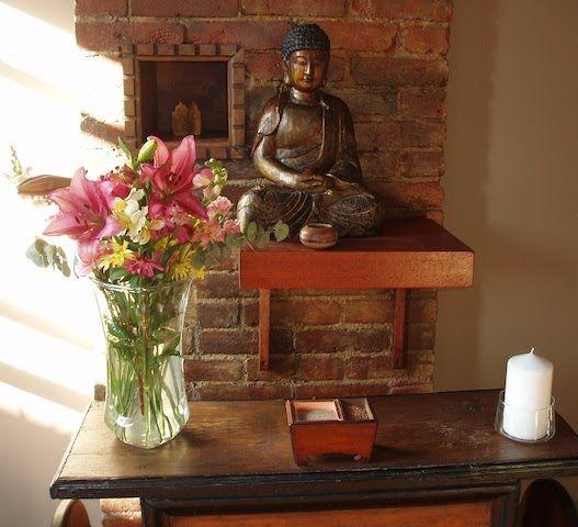 Buddhist Wedding Altar: 80 Best Altares Budistas Images On Pinterest