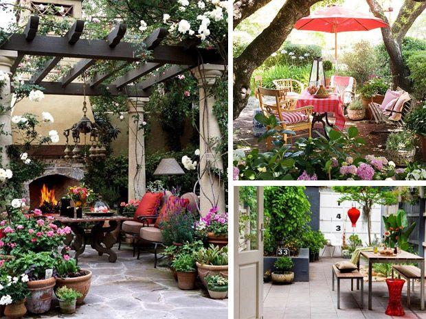 Come arredare in modo intelligente il giardino - Rubriche - InfoArredo - Arredamento e Design per la tua casa