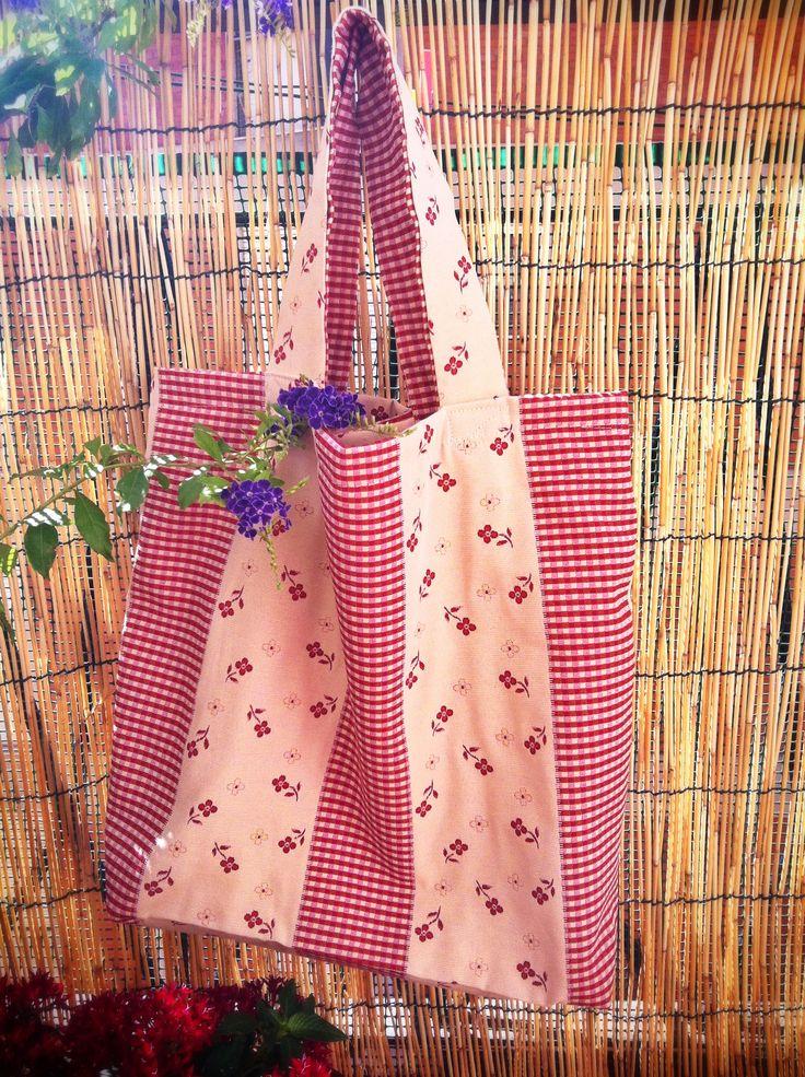 Fatta io ! Homemade bag //