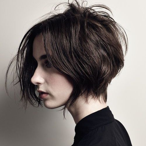 how to cut your own hair shaggy