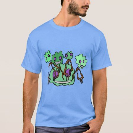 Bush Tree Monster T-Shirt - click to get yours right now!