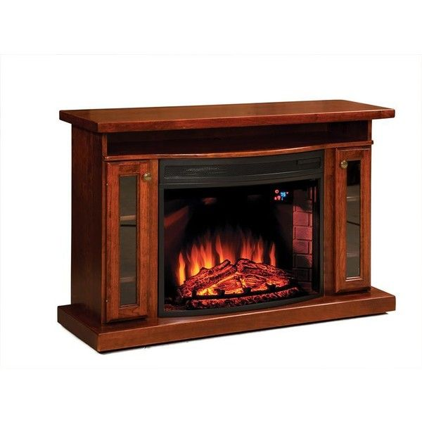 90 best amish fireplaces images on pinterest amish for Best electric furniture