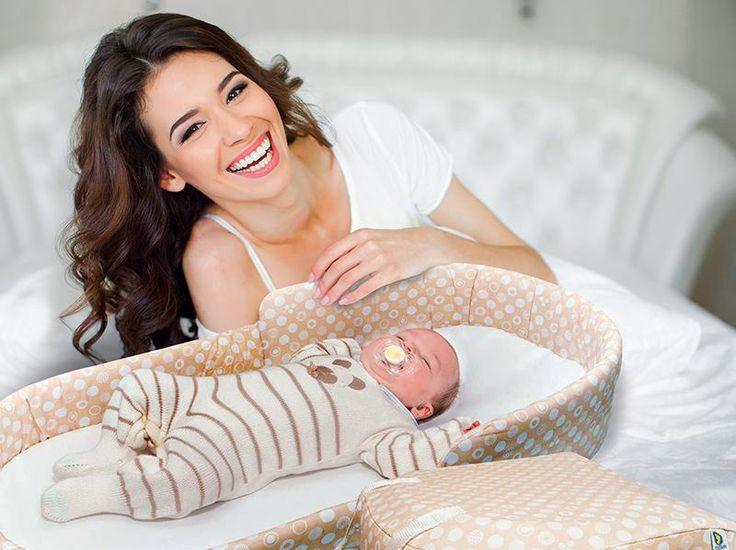 Berço portátil: bebê confortável em qualquer lugar