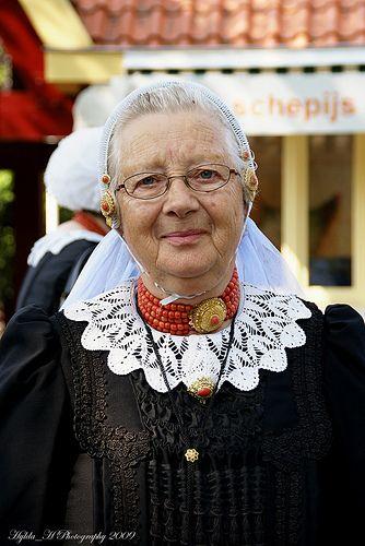 Traditional Dutch Costume -