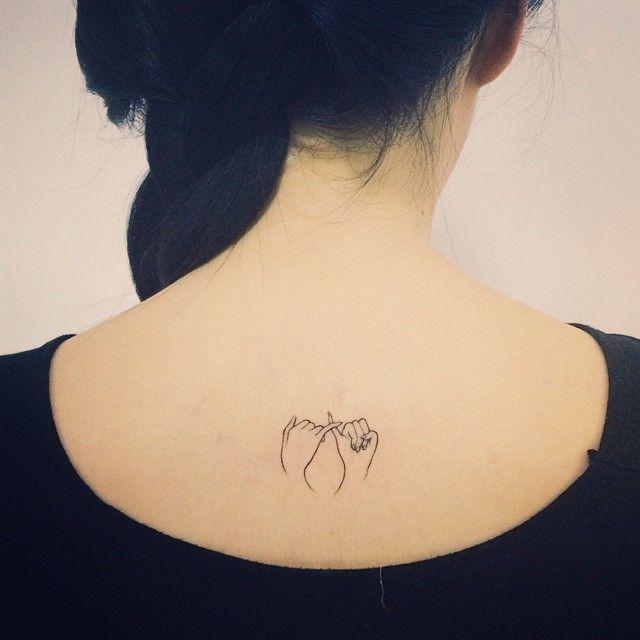 : Promise  #tattoo #tattooistdoy #tattooworkers #tattooistartmagazine #tattooinkspiration #skin_tattoos #inkstinctsubmission #minitattoo #타투 #타투이스트도이