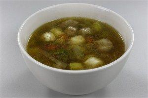 Hønsekøds suppe