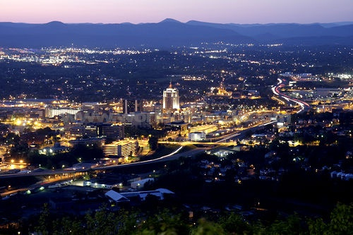 roanoke ... from the star