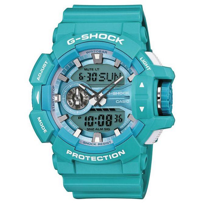 ZEGAREK MĘSKI CASIO G-SHOCK http://zegarownia.pl/zegarek-meski-casio-g-shock-ga-400a-2aer
