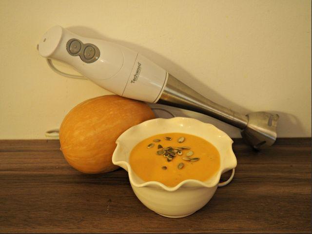 Pour réaliser ces recettes d'hiver @MagaLiiiiB utilise le mixeur 3 en 1 BABOU à 15€.