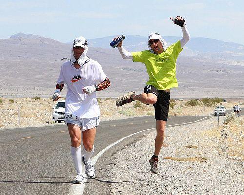 Badwater Ultramarathon — The Ultimate Athletic Challenge