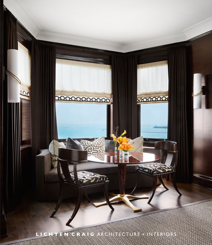 17 best images about lake shore drive apartment on for Tom hoch interior designs inc