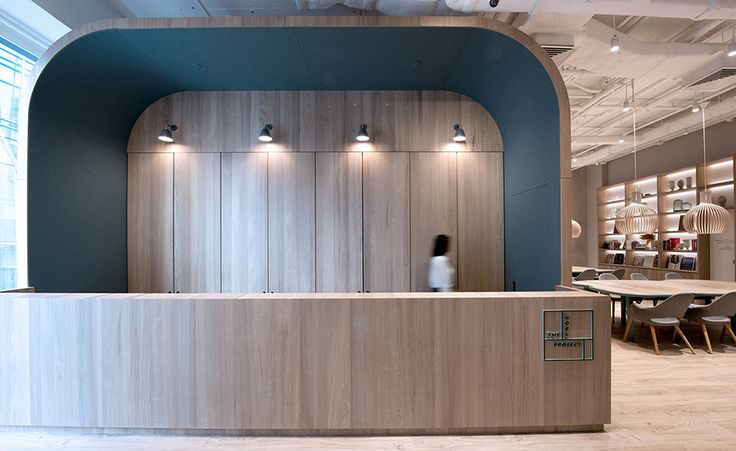The Work Project, Hong Kong. Companies such as WeWork offer shared office space on a global scale. https://www.wework.com/
