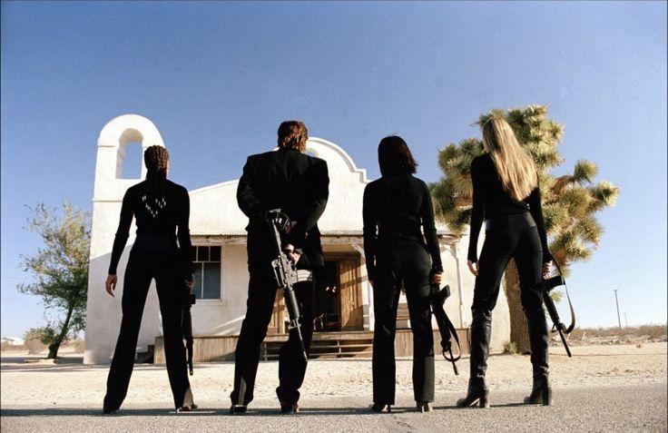 Kill Bill, volume 1 - Vivica A. Fox - Michael Madsen - Daryl Hannah - Lucy Liu