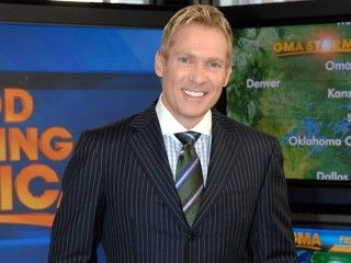 Sam Champion, weather anchor for ABC's 'Good Morning America,' to be AIDS Walk grand marshal