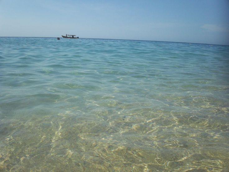Playa Blanca.
