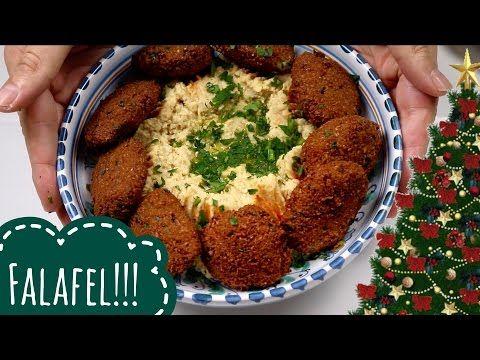 Ricetta Falafel di ceci | Polpette di ceci | Ricetta Originale | Fatto in casa da Benedetta