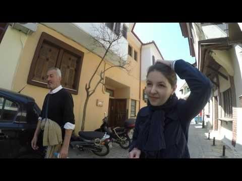 Реакция на русского, Черногорец в Греции Crnogorac u Grckoj