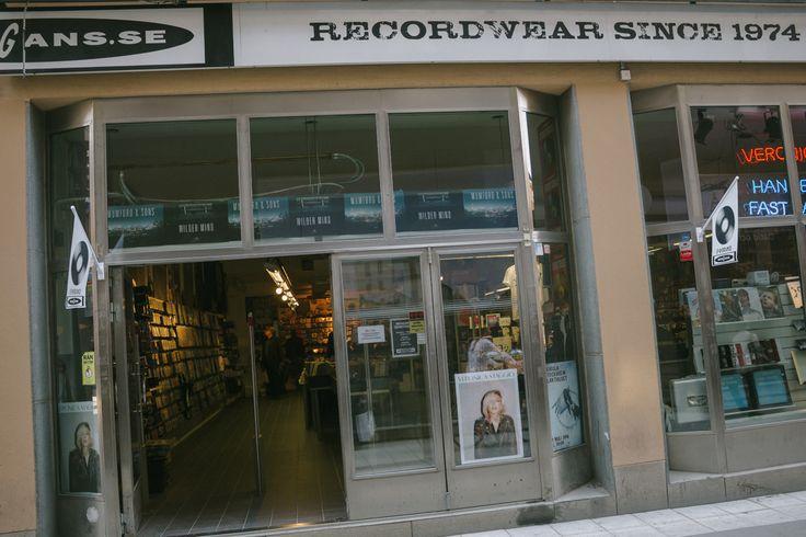 Mission Impossibile: Finde ein CD-Shop in Zentrum Stockholms!