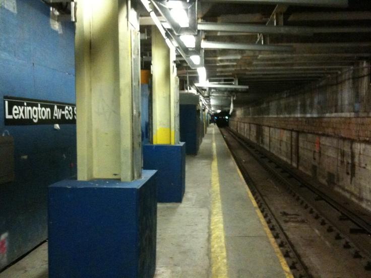 Versailles. Post Sandy subway station renovation.