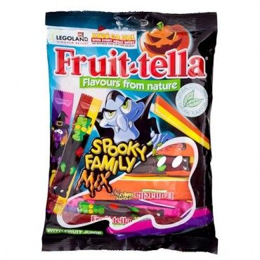 Fruitella Spooky Family Mix 175g - Trick or Treat - Halloween