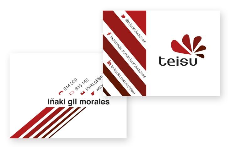 Tarjetas de Visita / Business Card