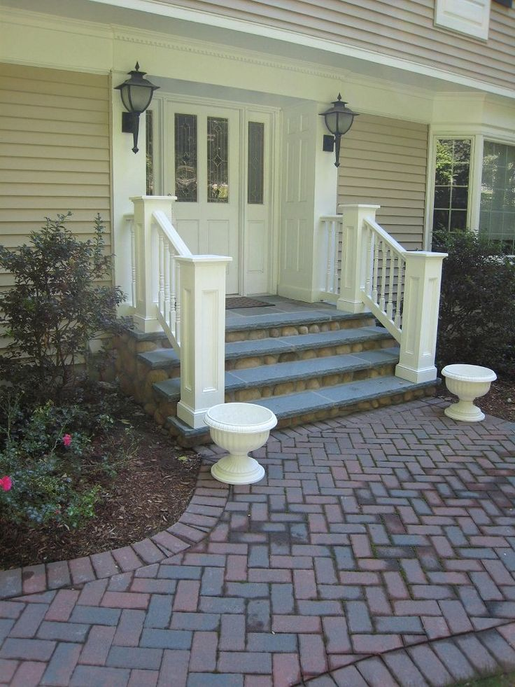 25 Best Back Step Landing Images On Pinterest Stairs