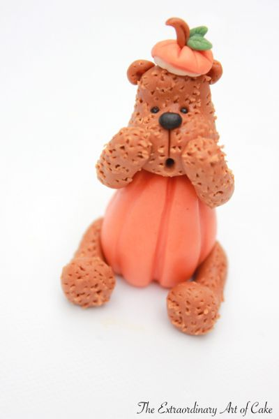 Robert Teddy Cake Artist : 1000+ images about Fall/Thanksgiving Treats on Pinterest ...