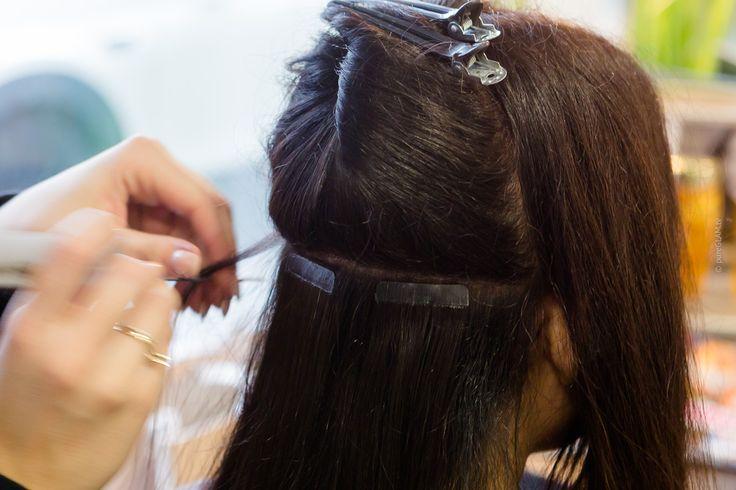 Haarverlängerung Köln - Extensions - Haarverdichtung - Erfahrung Melina Best Friseur - Vergleich Tapes mit Bondings - Preise für Haarverlängerung - Bester Friseur Haarverlängerung - Beste Friseurin Haarextensions als Clips - Rheinland