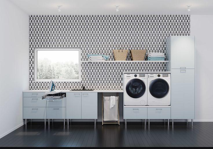 Vaskerom - Kjøkken fra Epoq - Kjøp hos Elkjøp!