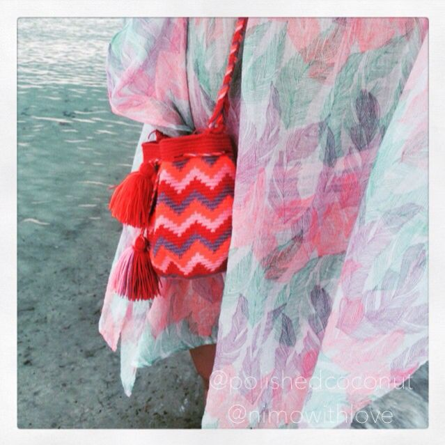 #ootd #wayuu Instagram.com/polishedcoconut