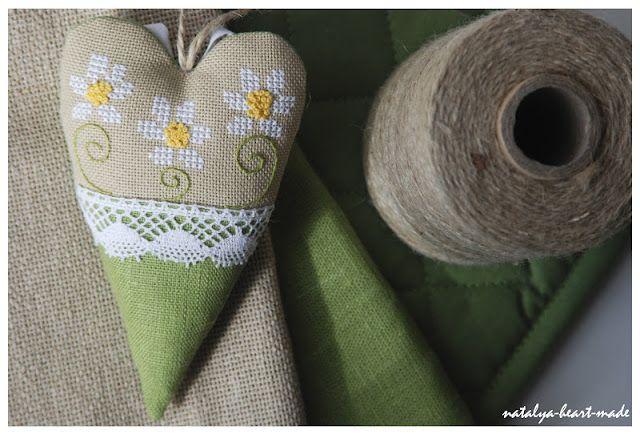 heartmade: Once daisy, daisy two ...