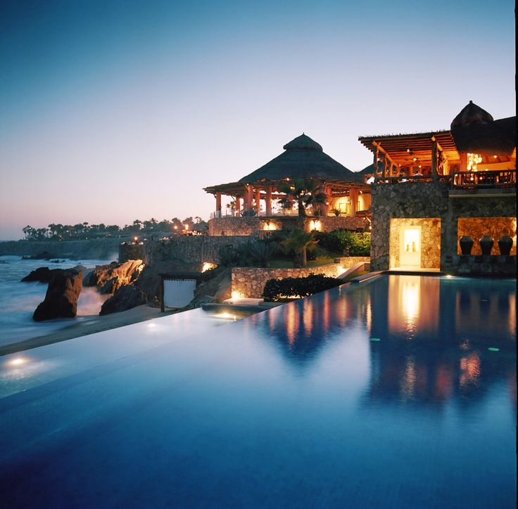 La Esperanza, Cabo San Lucas, #Mexico // World's Best Hotels: Central + South America going in may!!