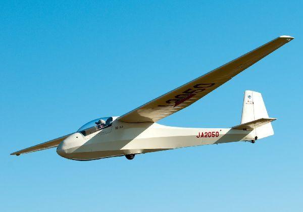 JA-Numbers Aircraft、初期日本登録航空機写真全集 中級グライダー